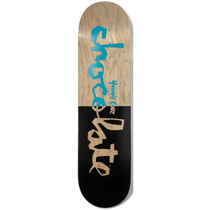 "Yonnie Cruz Original Chunk 8.125"" Skateboard Deck"