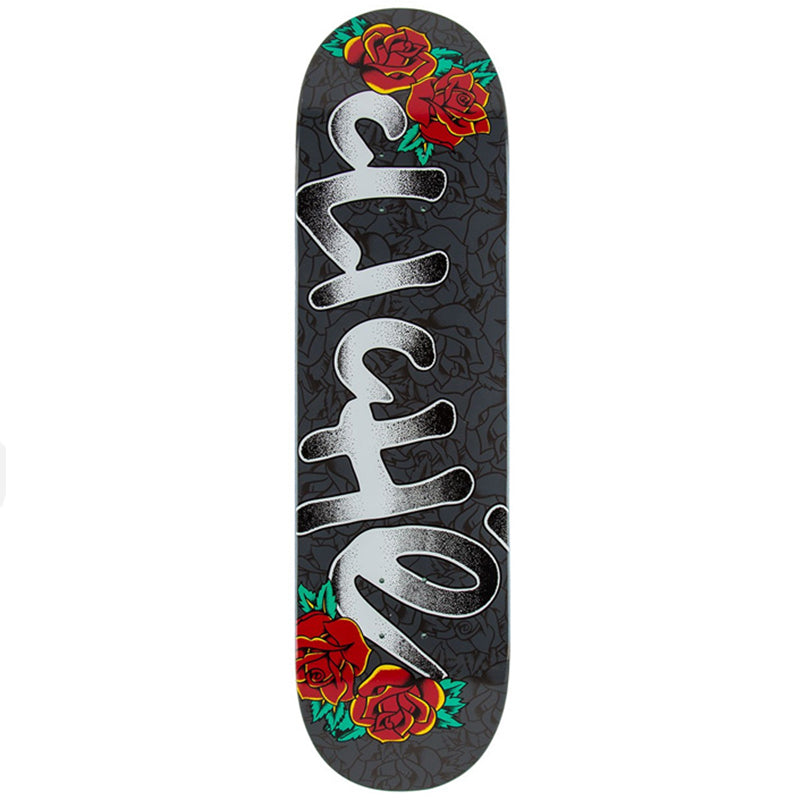 "Handwritten Tattoo 8.375"" Skateboard Deck"