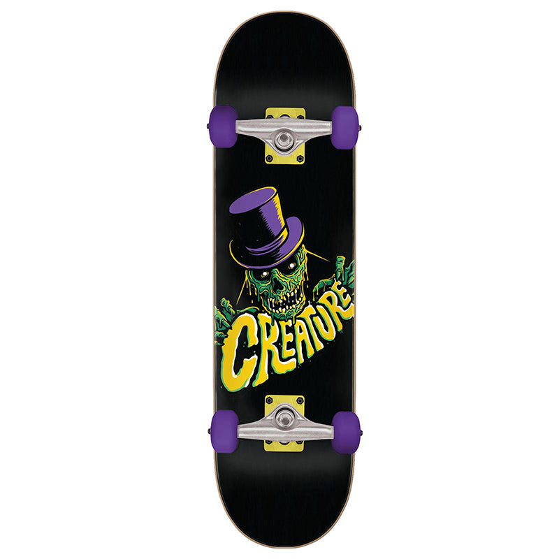 "Crypt Keeper 7.75"" Complete Skateboard"