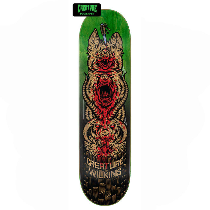 "Jimmy Wilkins Totem Powerply 8.8"" Skateboard Deck"
