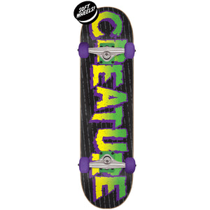 "Tomb Micro 7.5"" Complete Skateboard"