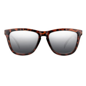 Cypress Polarized Brown tortoise/Silver Mirror