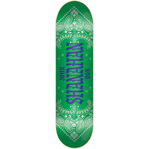 "John Shanahan Colors 8.0"" Skateboard Deck"