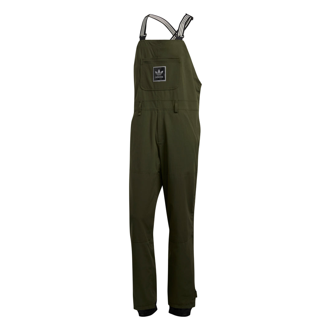 Utility Bib Night Cargo/ Collegiate Purple