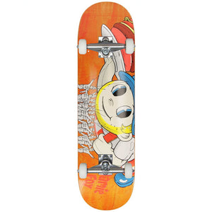 "Big Boy Foy Orange 8.25"" Complete Skateboard"