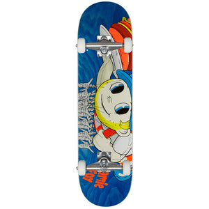 "Big Boy Foy Blue 8.25"" Complete Skateboard"