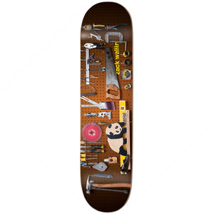 "Zack Wallin Slick 8.125"" Skateboard Deck"