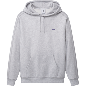 Shmoo Hoodie Light Grey Heather/ Purple