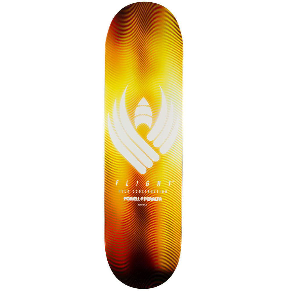Flight deck Glow Gold shape 249- 8.5""