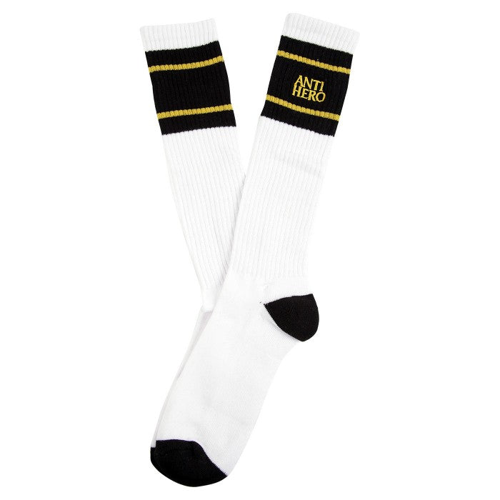 Flushable Eagle Up Socks White