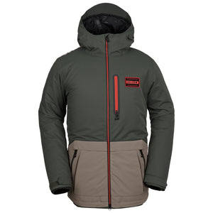 Analyzer Insulated Jacket BGR