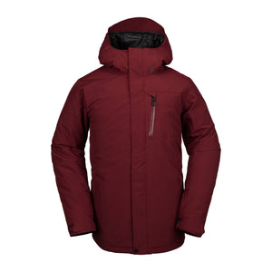 L Insulated Gore-Tex Jacket Burnt Red