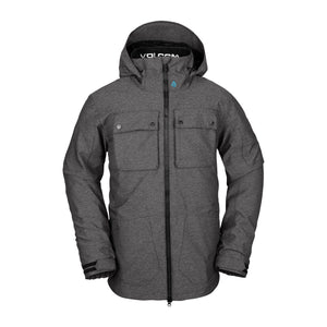 Pat Moore 3-in-1 Jacket Black