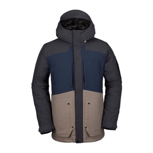 Scortch Insulated Jacket Navy