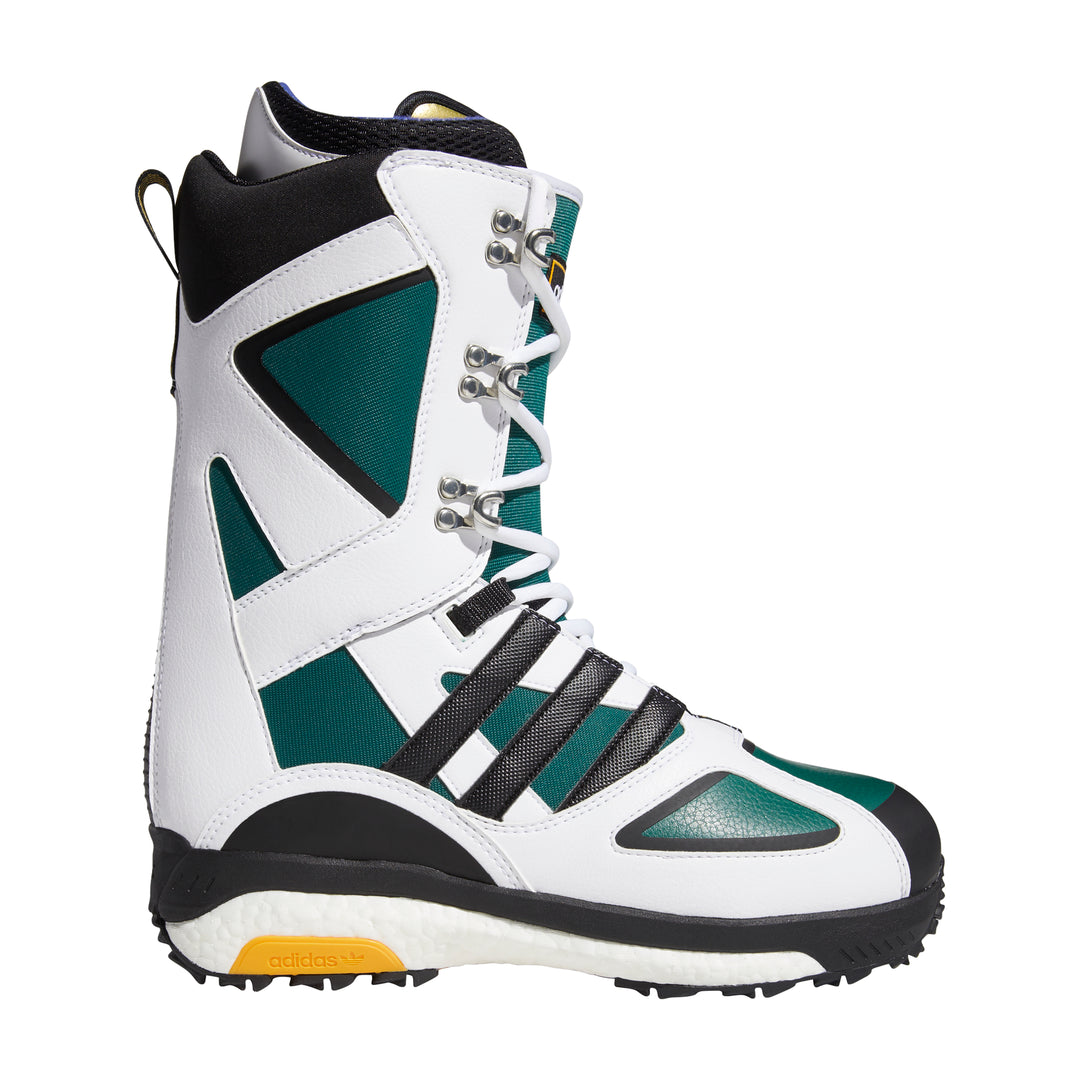 Tactical Lexicon ADV Boot Cloud White/ Core Black/ Collegiate Green