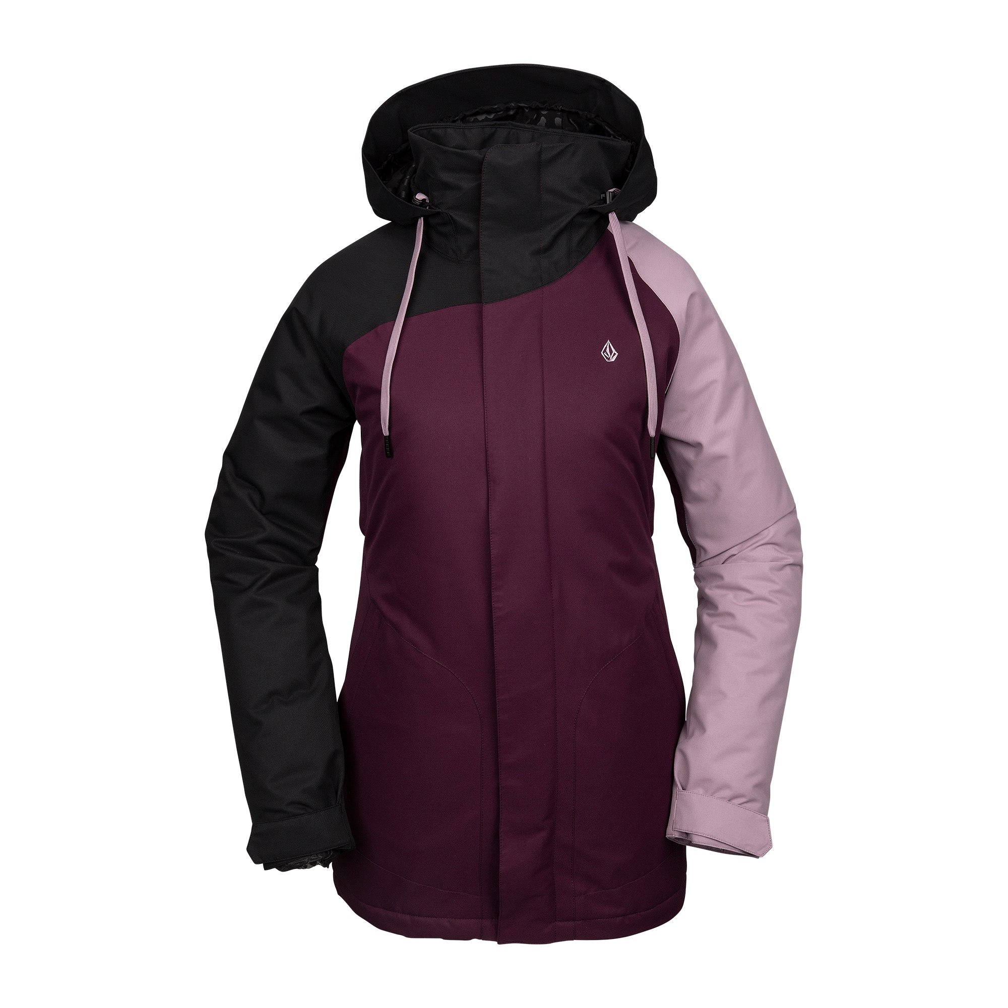 Womens Westland Insulated Jacket Merlot
