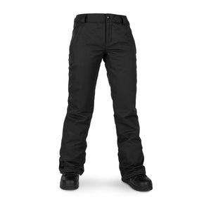 Womens Frochickie Insulated Pants Black