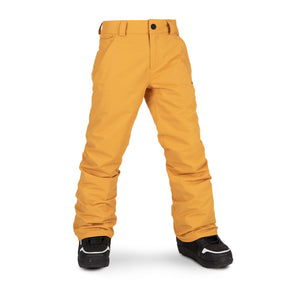 Youth Freakin Snow Chino Resin Gold