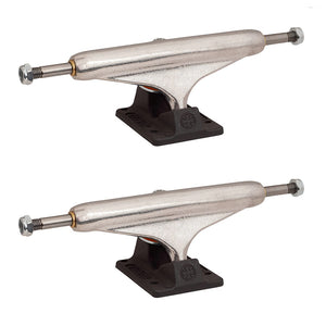 Stage 11 Hollow Silver Anodized Black 159 Skateboard Trucks