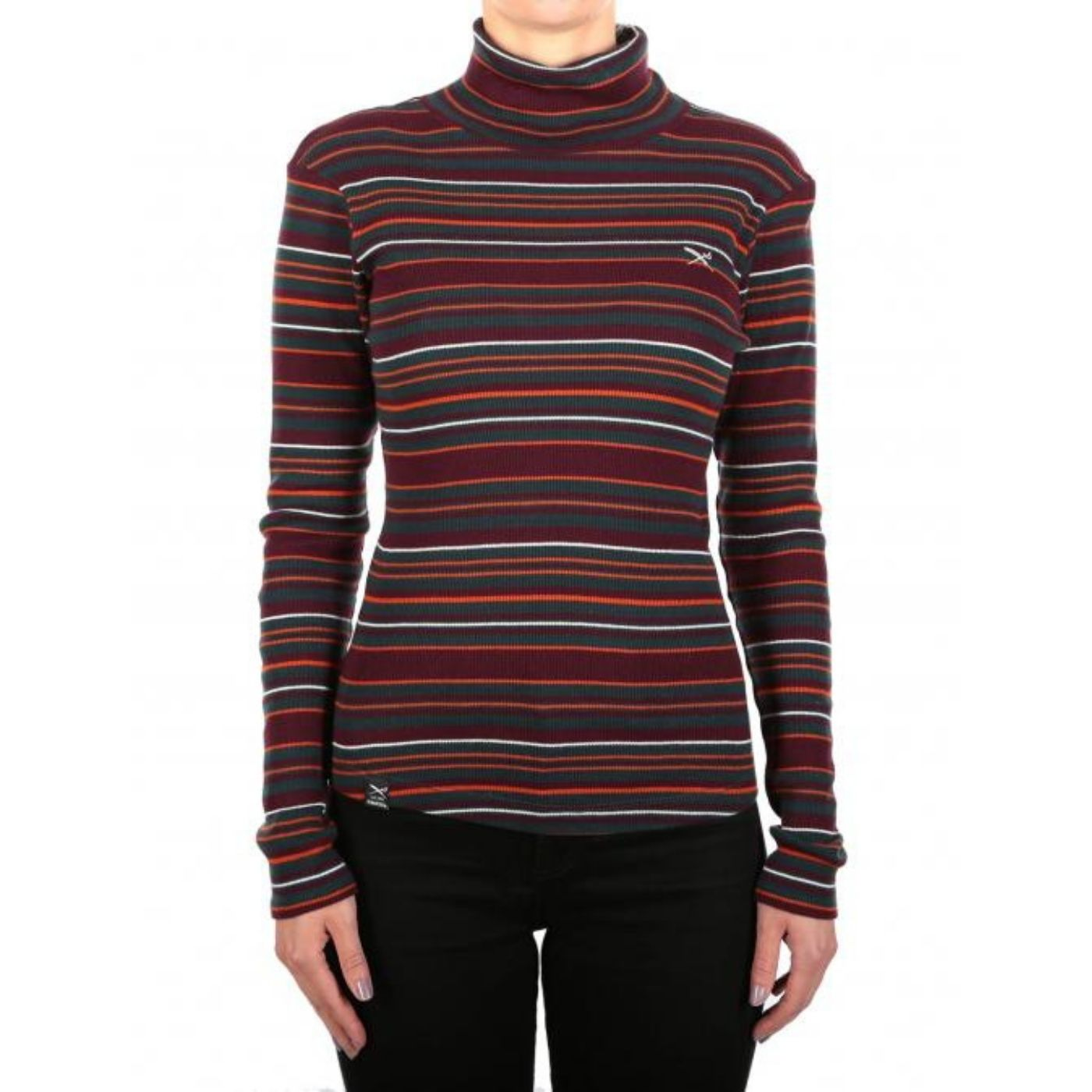 Womens Boerke Mockneck Dark Orion