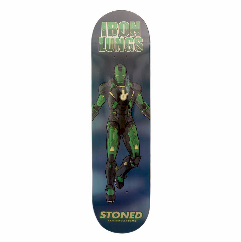 Iron Lungs Skateboard Deck