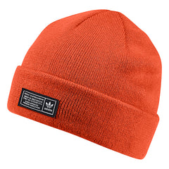 BM Bouncer Wool Beanie Alert Orange