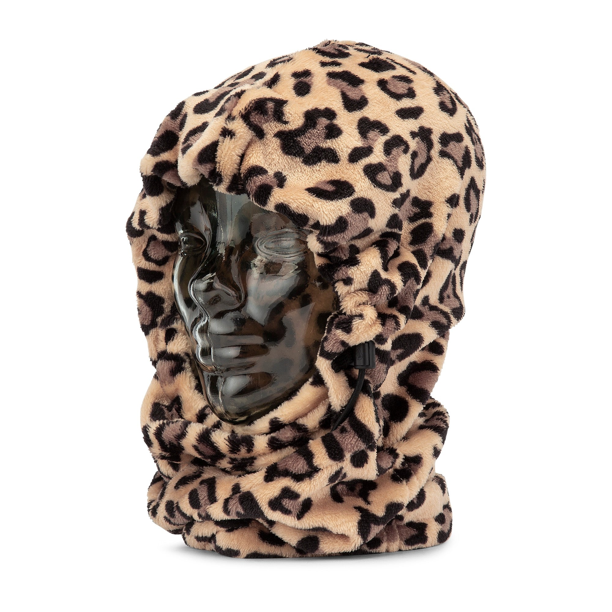 Womens Advent Hoodie Cheetah