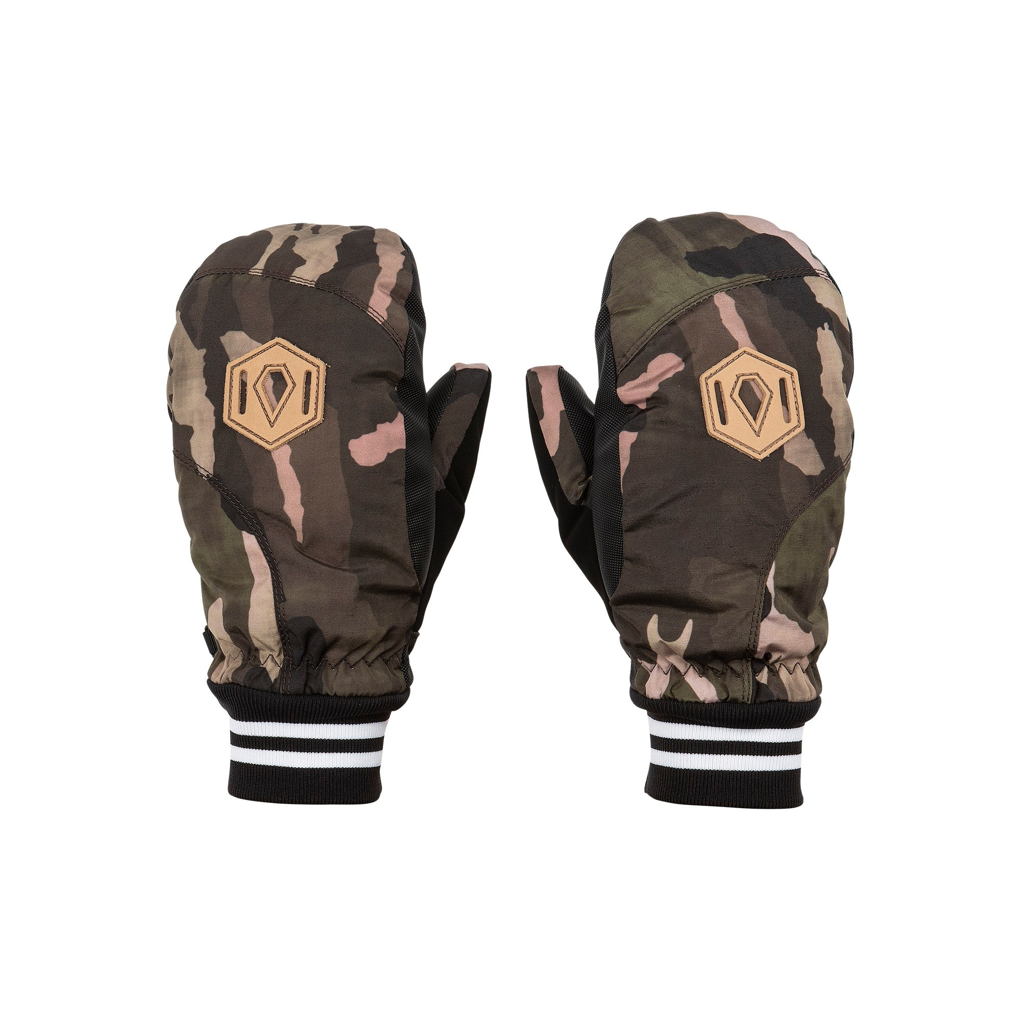 Womens Bistro Mitt Faded Army