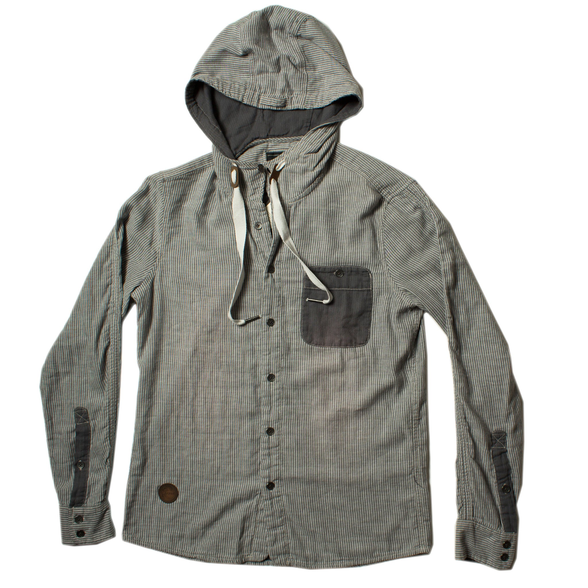 O'Riginals Marlin Shirt Grey - Stoked Boardshop  - 1