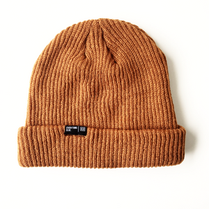 Slouch Beanie Light Brown