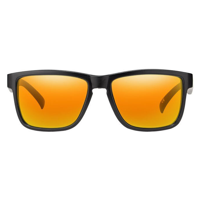 Zig Polarized Black/Orange