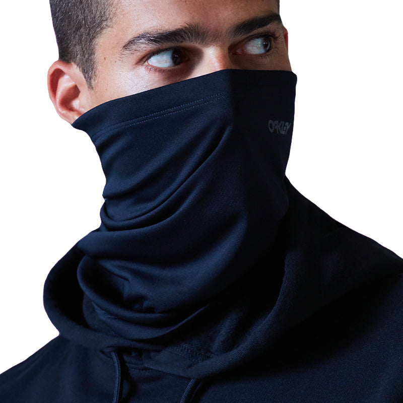 Neck Gaiter Face Mask Black