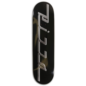 "Ice Black 8.25"" Skateboard Deck"