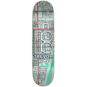"Ryan Sheckler Neighbors 8.25"" Skateboard Deck"