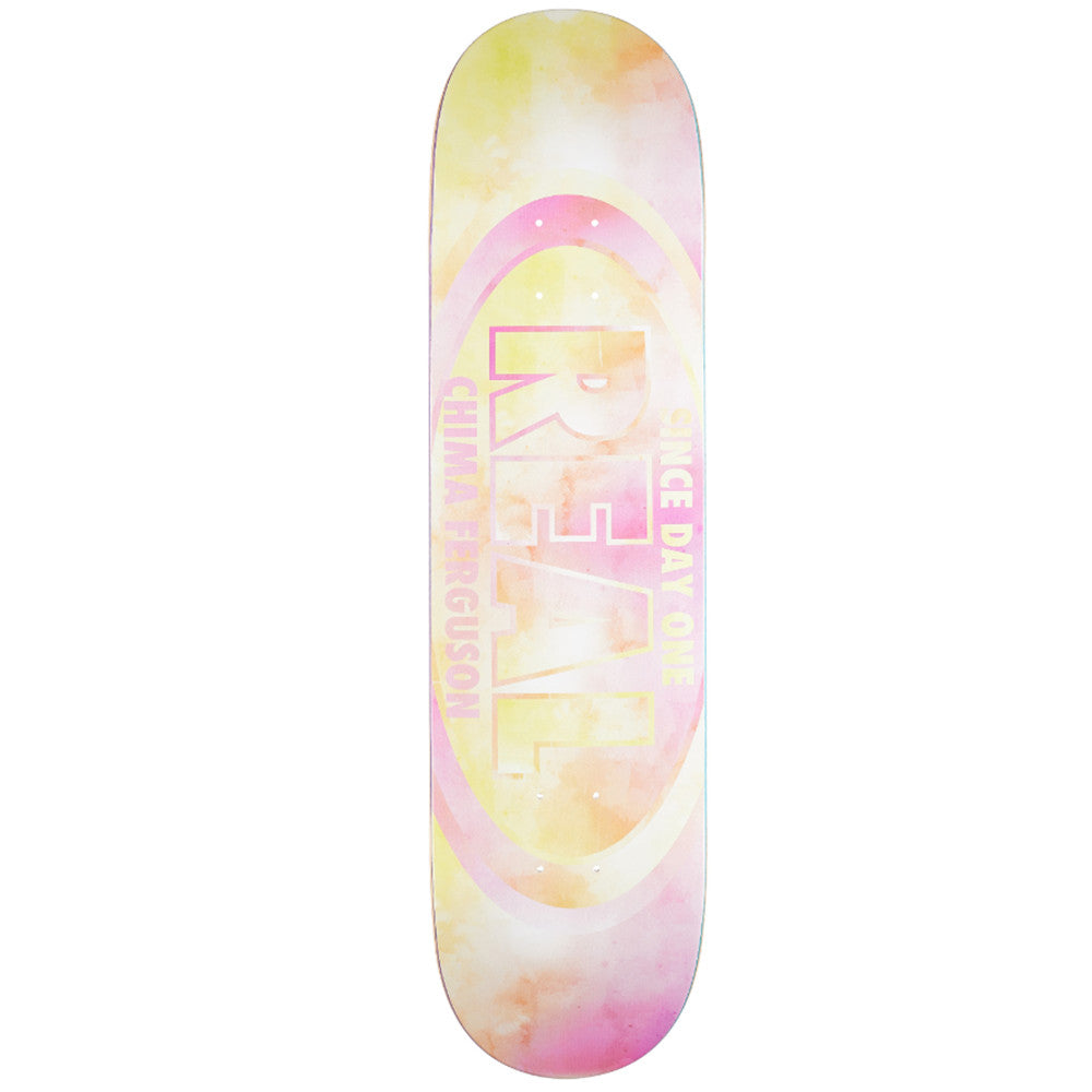"Chima Watercolor Pro Oval 8.0"" Skateboard Deck"