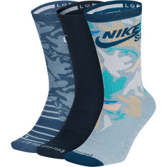 Full Stone Socks Black
