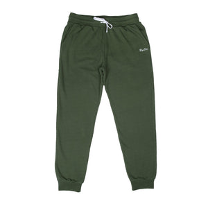 Peeking Nermal Sweat Pants Olive