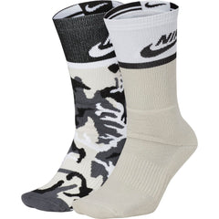 Elite Skate 2.0 Crew Sock Black/anthracite/anthracite
