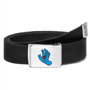 Screaming Hand Mini Belt Black