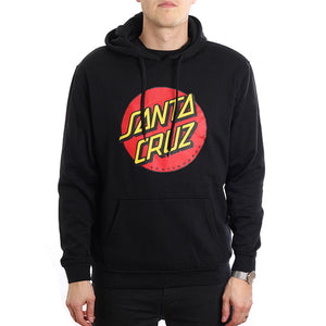 Youth Classic Dot Hoodie Black