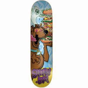 Saturday Morning Scooby Boo Deck 8.25""