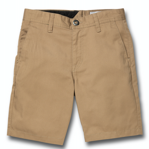 Kids Frickin Chino Short Khaki