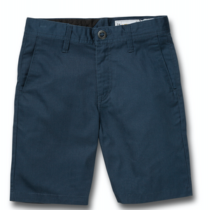 Youth Frickin Chino Short Service Blue