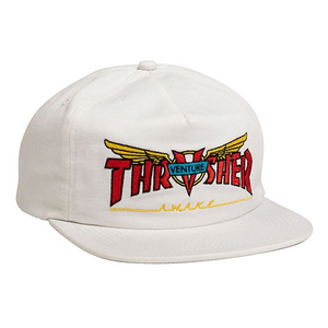 Venture Collab Snapback White