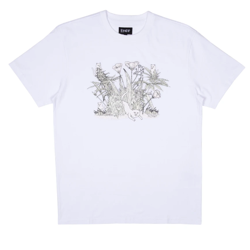 Nerm Paradise UV T-shirt White