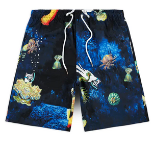 Scuba Nerm Swim Shorts Black