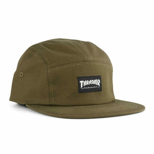 5 Panel Hat Army Green