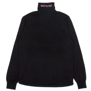MBN Turtleneck Black