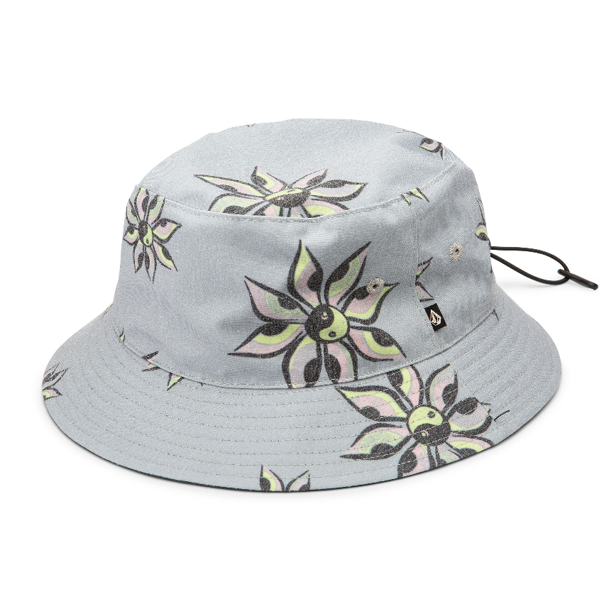 Burch Bucket Hat Dark Charcoal