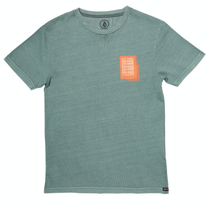 Kids Concussion T-shirt Fir Green